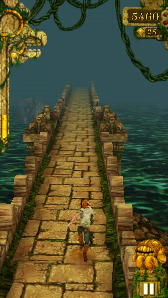 Find Rings Temple Run